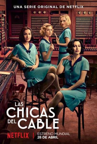 Las Chicas del Cable poster les demoiselles du téléphone