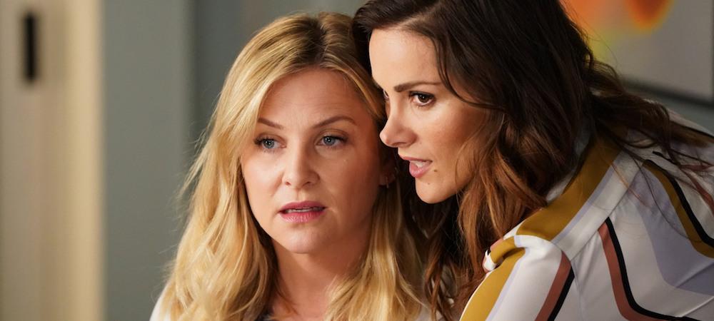 Arizona et Carina, épisode 8 de Grey's Anatomy
