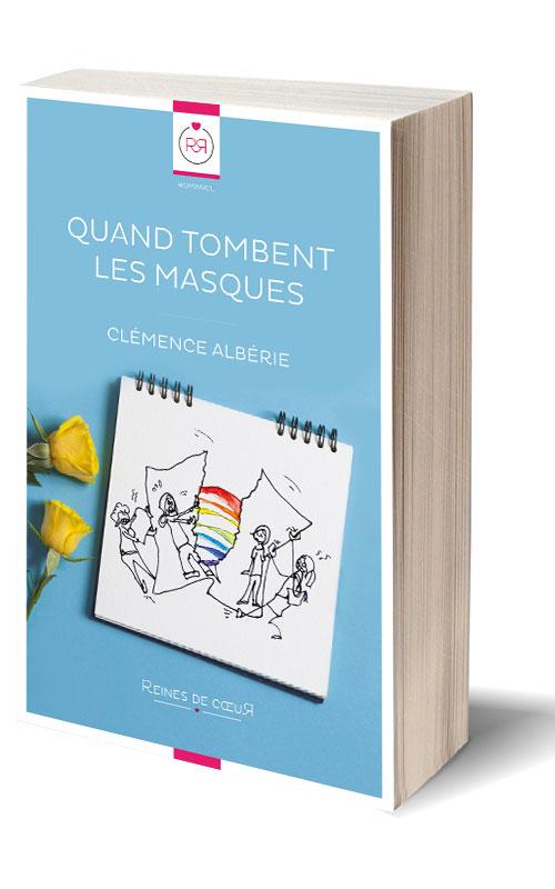 éditions FxF Reines de Coeur - Quand Tombent les Masques